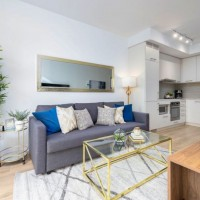 Furnished 1 Bdrm Condo - Downtown
